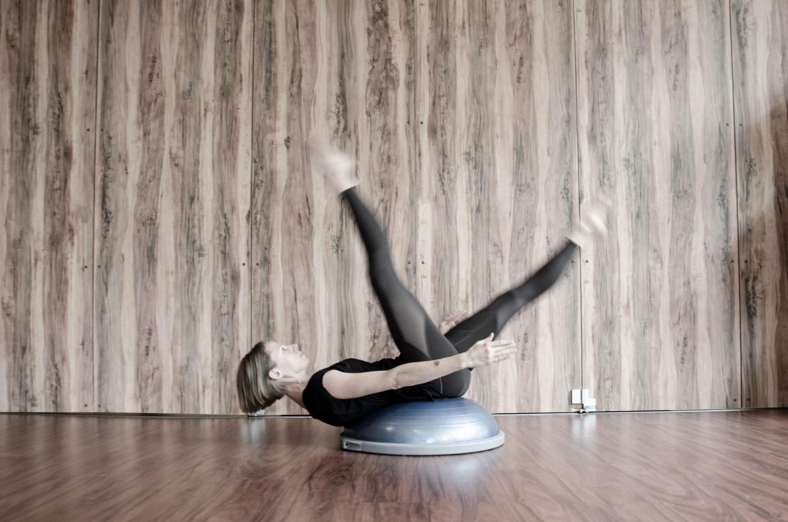 Pilates fonctionnel - Cours Collectifs Enmouvement
