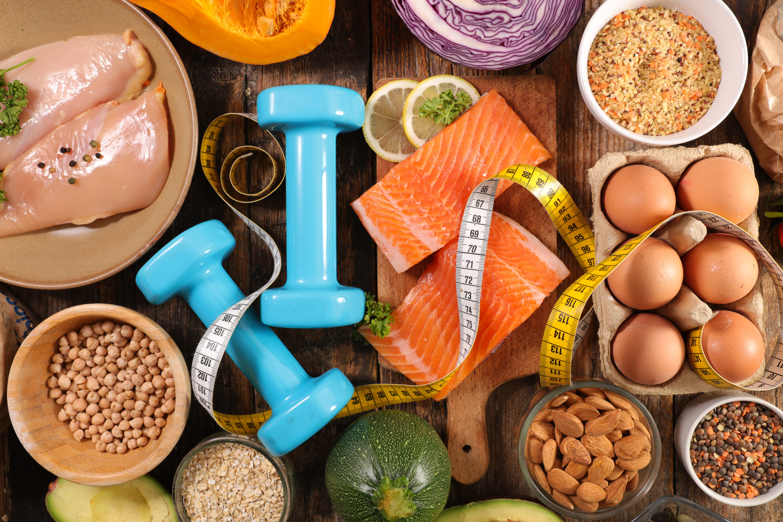 Nutrition - Prise de masse musculaire